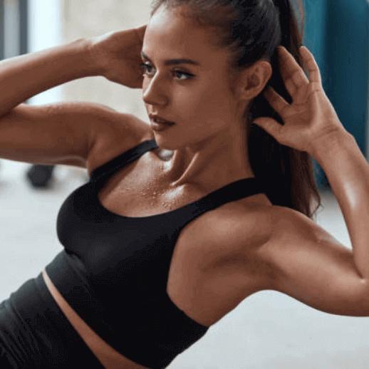 массаж и упражнения для похудения